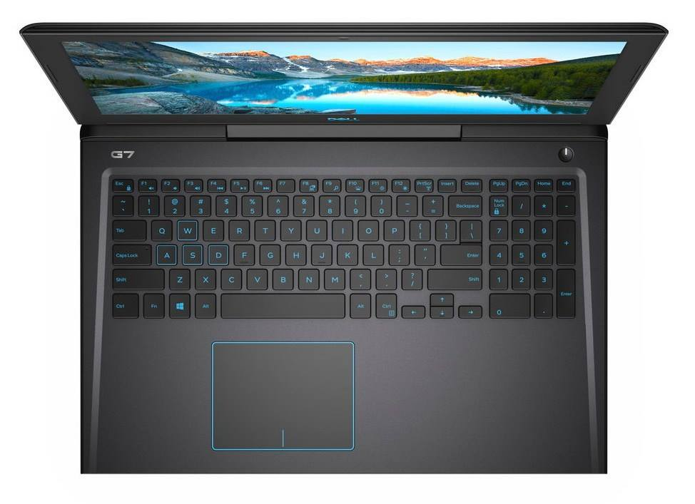 Bán Laptop Dell Inspiron G7 7588 i7 8750H Nhiều Cấu Hình - Trung Trần