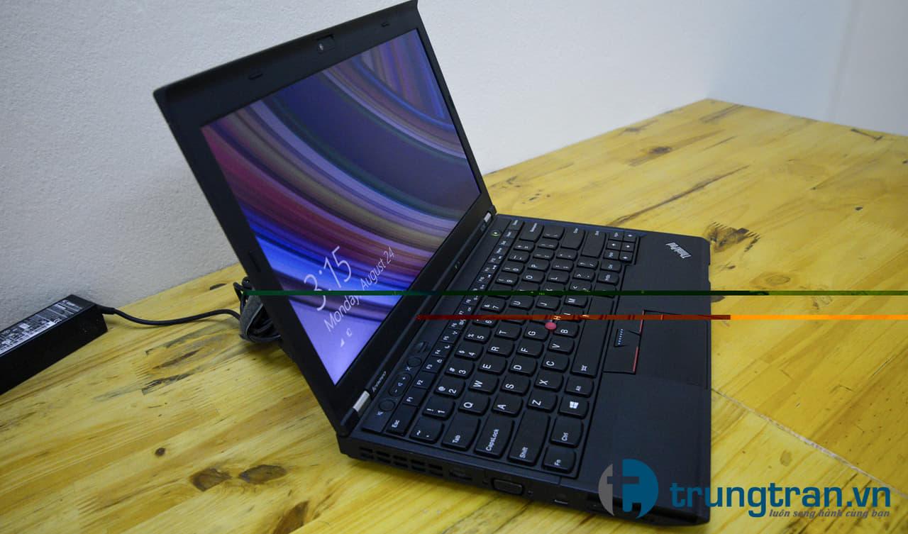 Bán Laptop cũ ThinkPad x230 CPU i5 tại Hà Nội