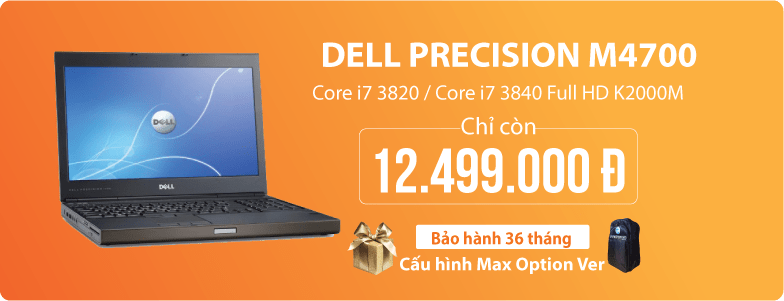 Dell Precision M4700 Maxoption