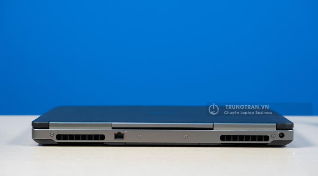 Cạnh sau Dell precision 7510