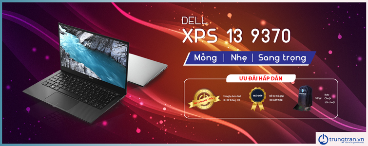 Dell XPS 9370 i7 8550U 16GB NVME 512GB 4K Touch