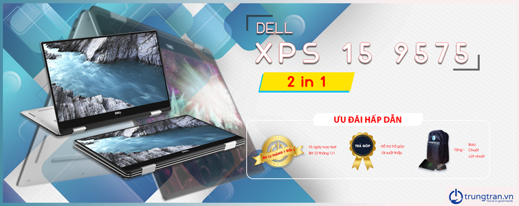 Dell XPS 15 9575 i7 8705G 8GB 256GB AMD FHD IPS touch