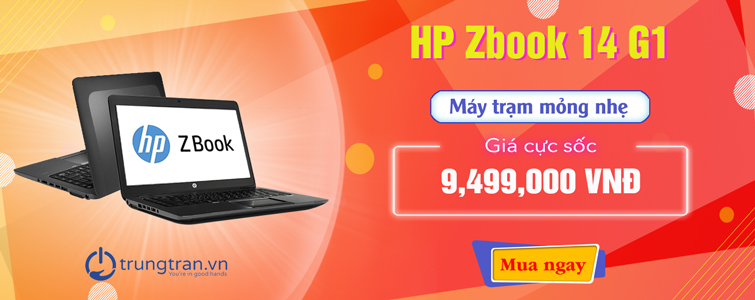 HP Zbook 14 G1 i5 14 AMD Firepro M4100