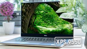 Dell XPS 9550 Đối Thủ Xứng Tầm Của Macbook Pro