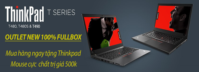Thinkpad T-Series Outlet New 100% Fullbox