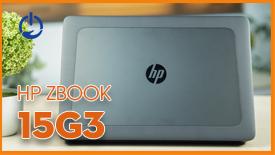HP ZBOOK 15G3 DREAM COLOR : Chiếc máy Trạm ''Hoàn hảo'' của HP