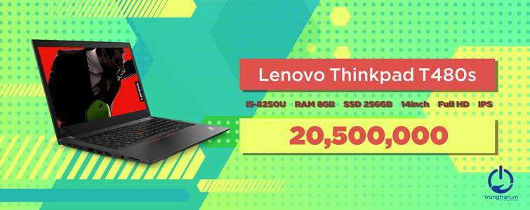 Thinkpad T480s New Fullbox Nguyên Seal nhập khẩu