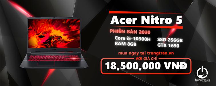 Acer Nitro 5 version 2020