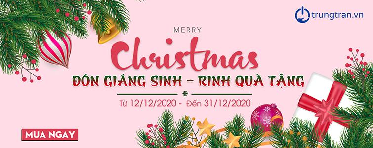 MERRY CHRISTMAS 2020- Đón Giáng Sinh – Rinh quà tặng!