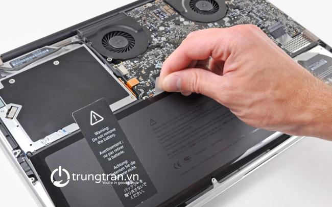 Cách sử dụng pin laptop hiệu quả