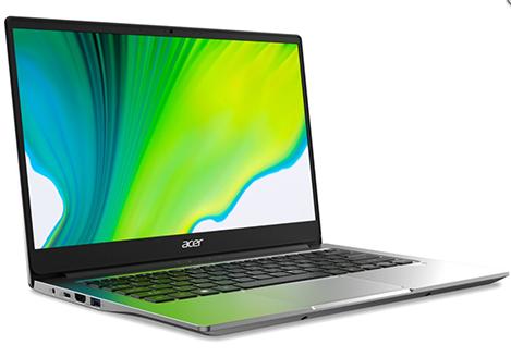Acer swifft 3 góc bên trái