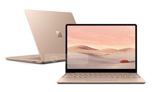 surface go laptop sandstone