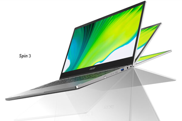 acer spin 3 cover
