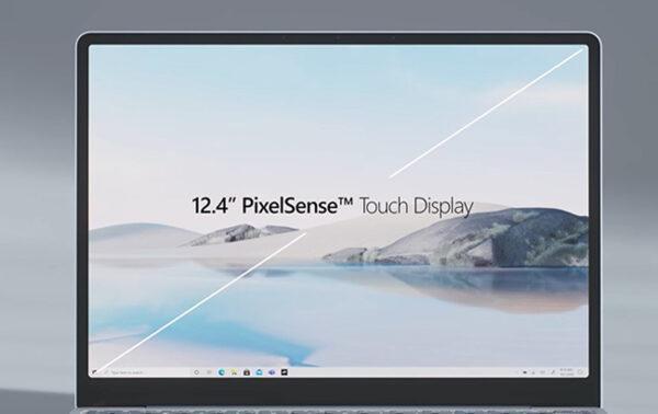 """12.4"""" pixelSence laptop surface"""